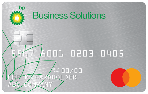 BP Business Solutions Mastercard