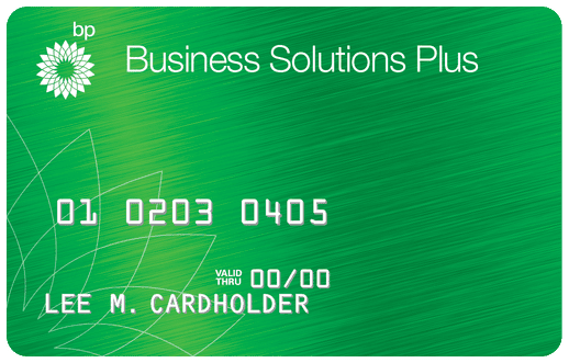BP Business Solutions Fuel Plus Program